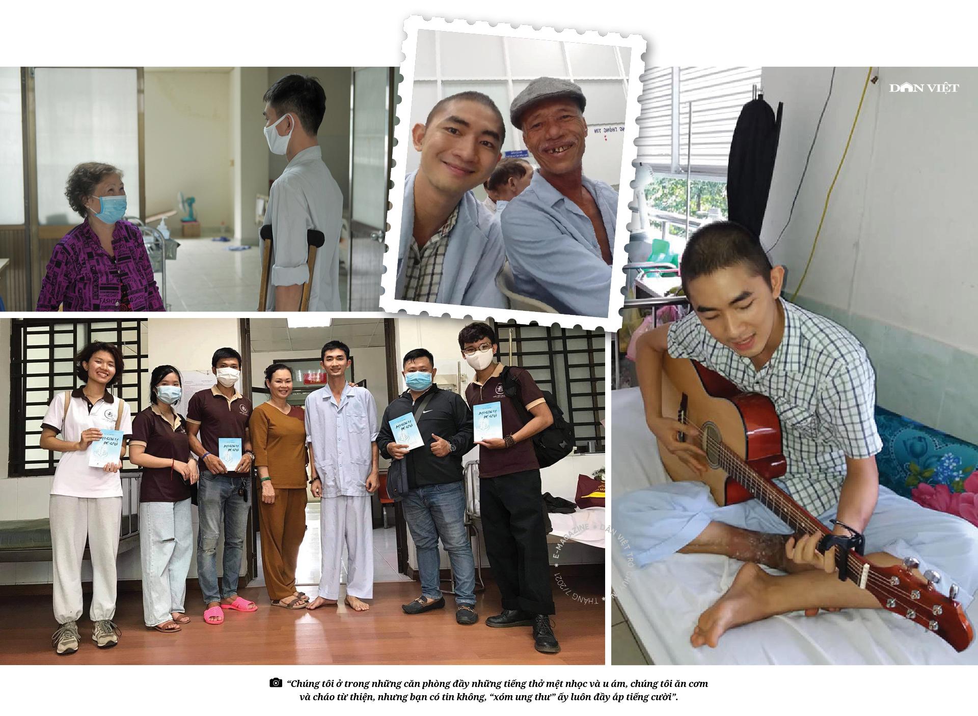 """Nguyễn Văn Phú – tác giả cuốn sách """"Bạn sinh ra để sống"""": """"Với tôi, ung thư là một món quà""""  - Ảnh 12."""
