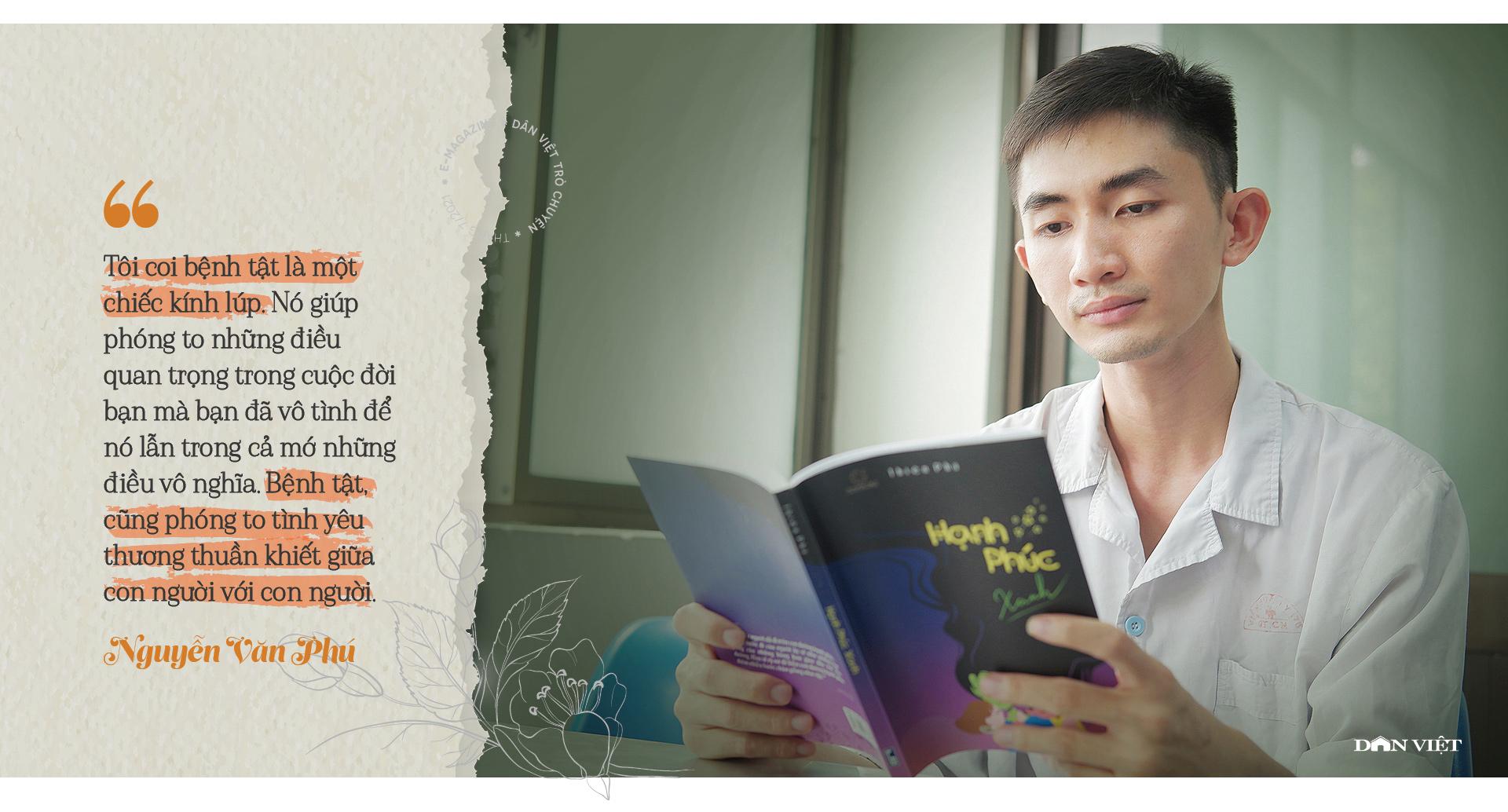 """Nguyễn Văn Phú – tác giả cuốn sách """"Bạn sinh ra để sống"""": """"Với tôi, ung thư là một món quà""""  - Ảnh 15."""