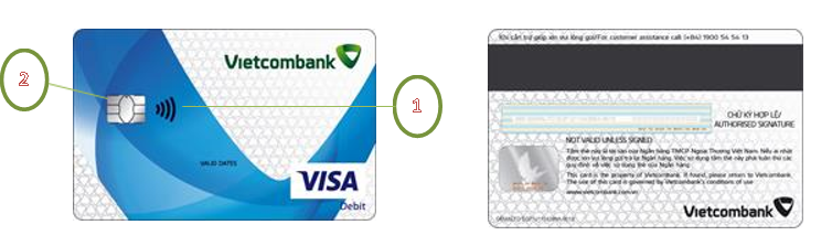 Có gì khác biệt của thẻ chip contactless so với thẻ từ? - Ảnh 1.