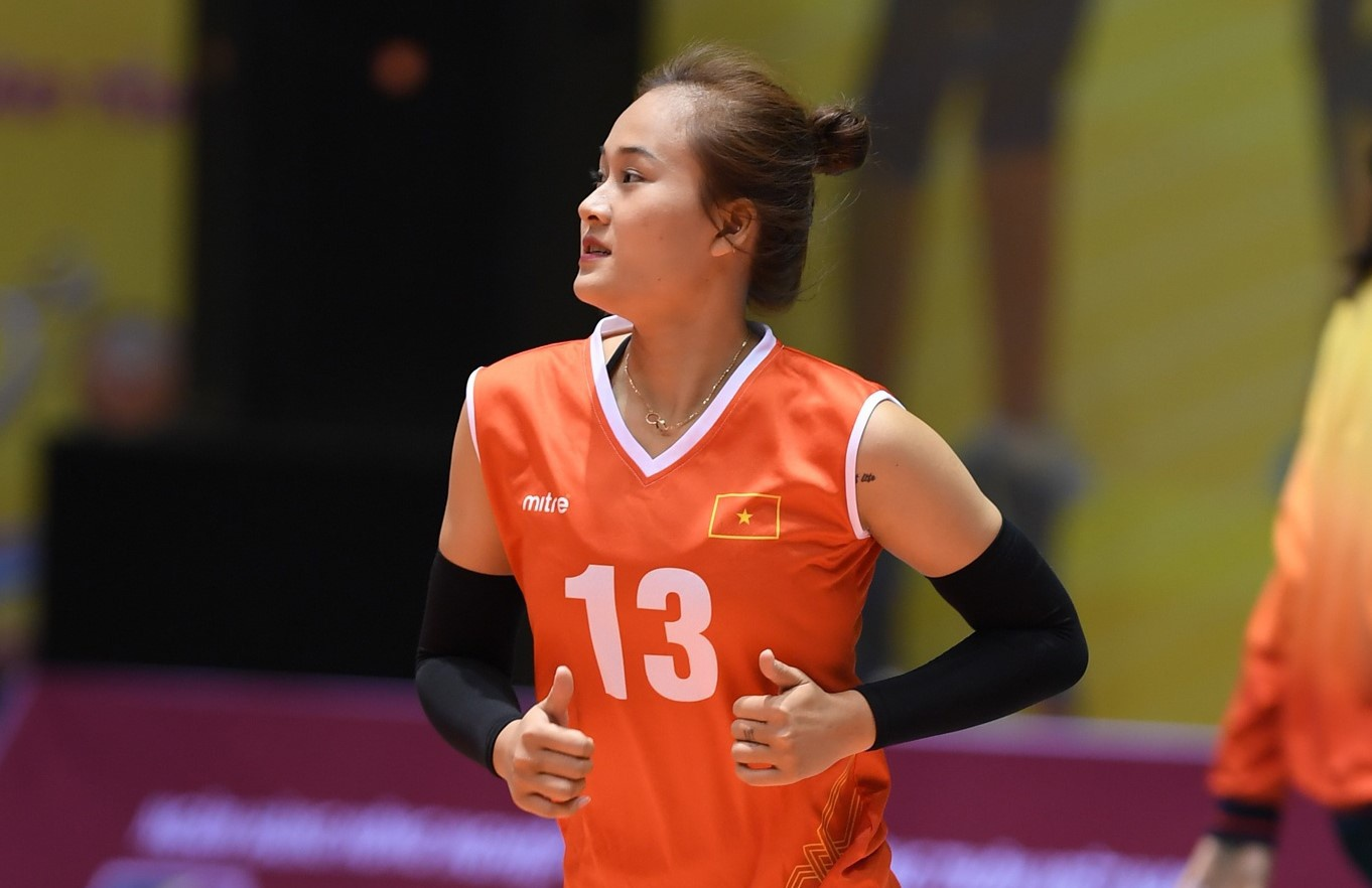 4 chuyền hai tuyệt sắc của bóng chuyền nữ Việt Nam: Đủ sức thi hoa hậu - Ảnh 5.