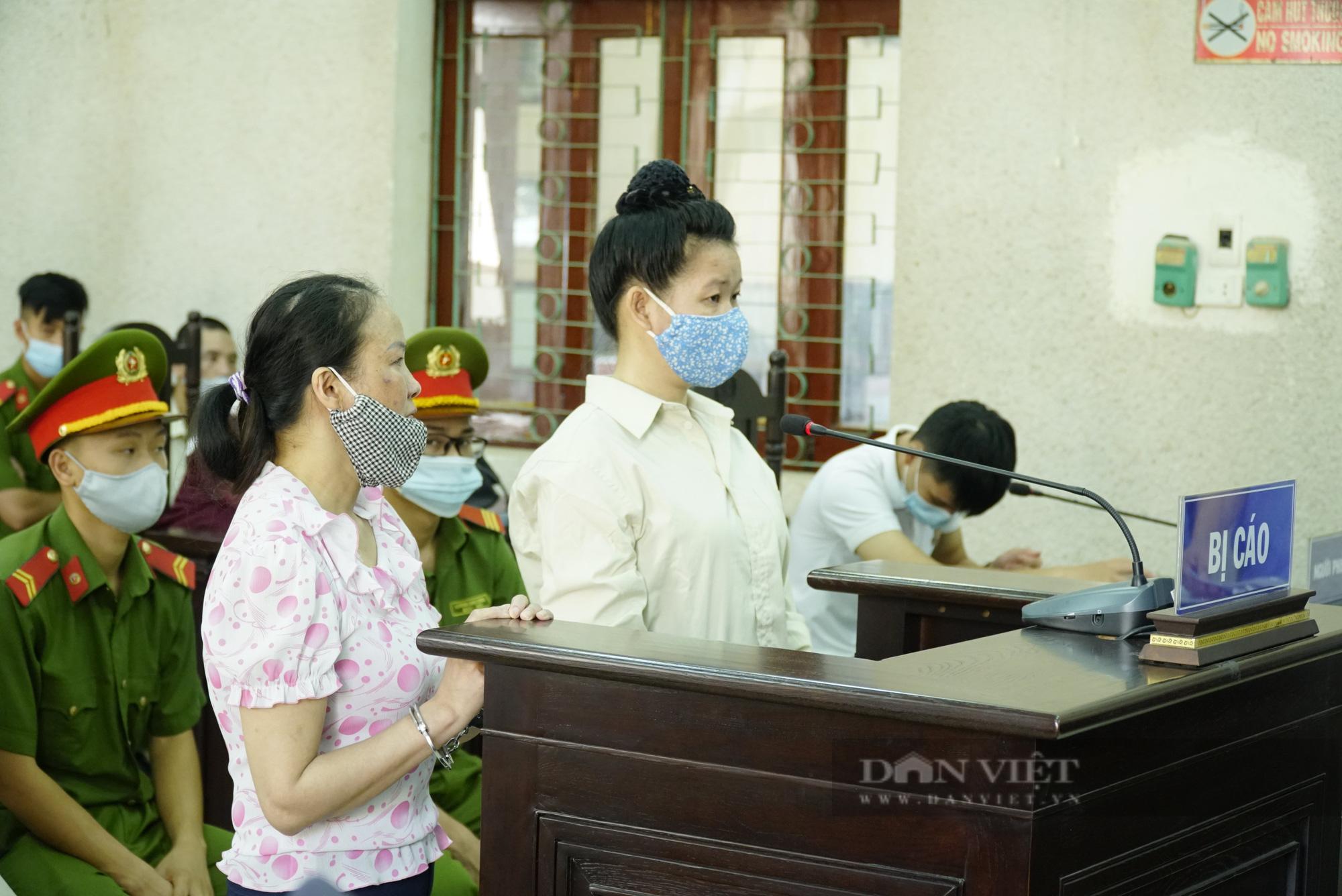 Hoãn phiên tòa phúc thẩm xét xử Trần Thị Hiền, mẹ nữ sinh giao gà - Ảnh 2.