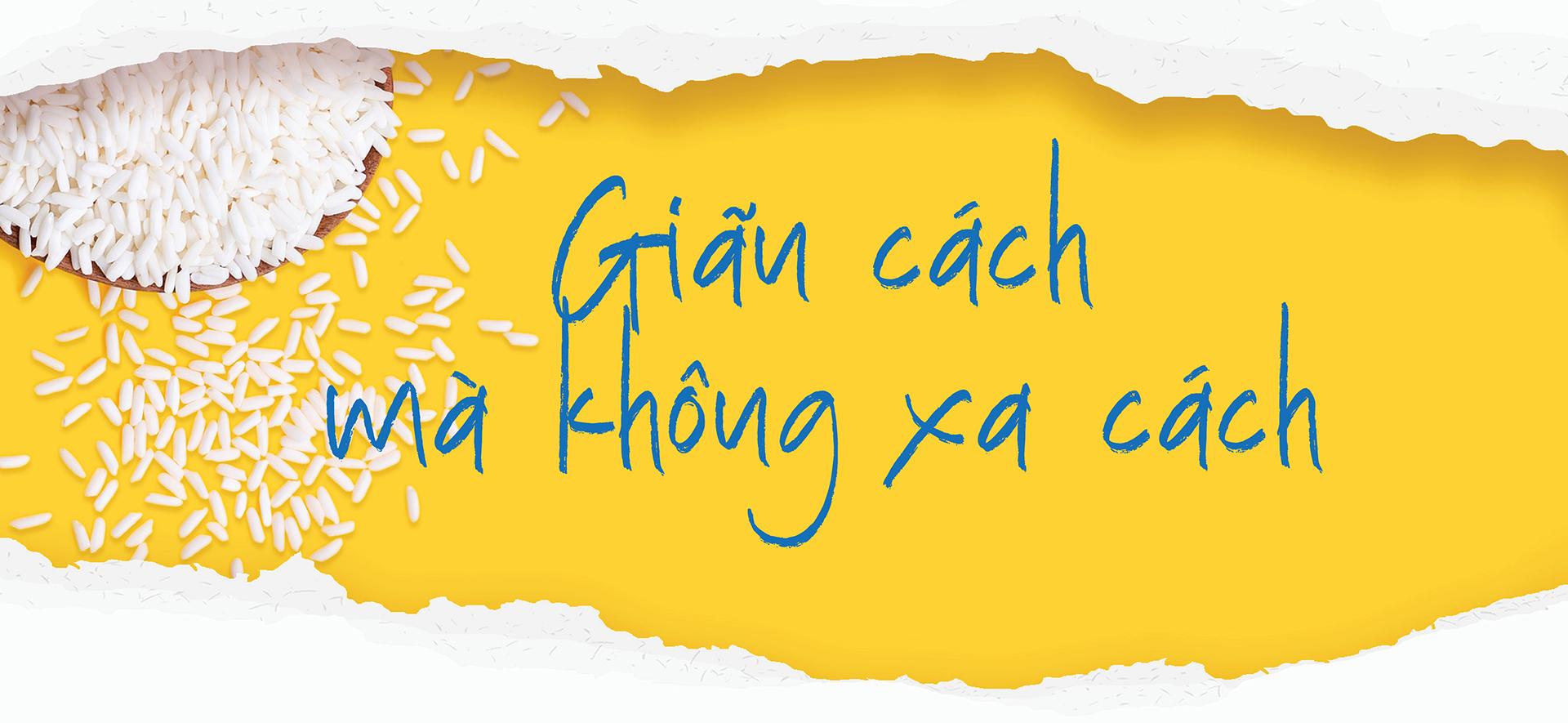 Cha đẻ ATM gạo Hoàng Tuấn Anh: TP.HCM giãn cách thì đóng bao 5kg gạo giao từng khu phong toả, xóm trọ… - Ảnh 3.