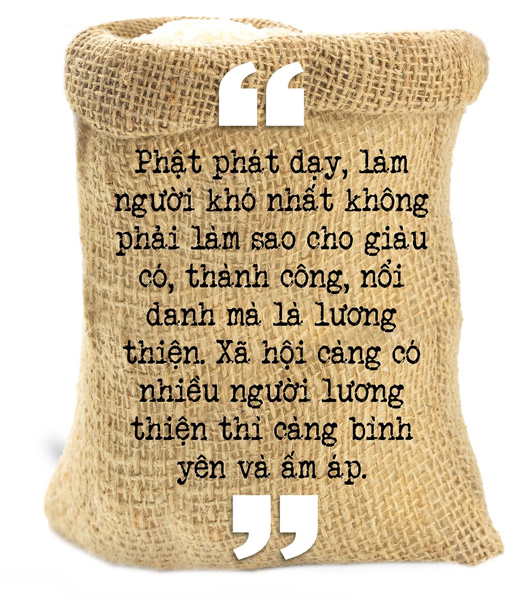 Cha đẻ ATM gạo Hoàng Tuấn Anh: TP.HCM giãn cách thì đóng bao 5kg gạo giao từng khu phong toả, xóm trọ… - Ảnh 7.