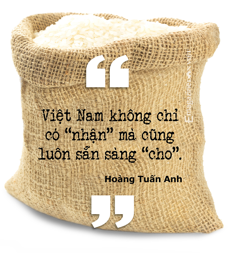 Cha đẻ ATM gạo Hoàng Tuấn Anh: TP.HCM giãn cách thì đóng bao 5kg gạo giao từng khu phong toả, xóm trọ… - Ảnh 16.