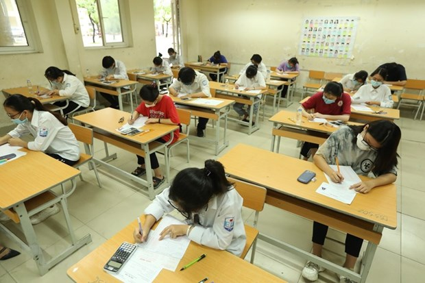 Dự kiến thi tốt nghiệp THPT đợt hai vào các ngày 6 và 7/8  - Ảnh 1.