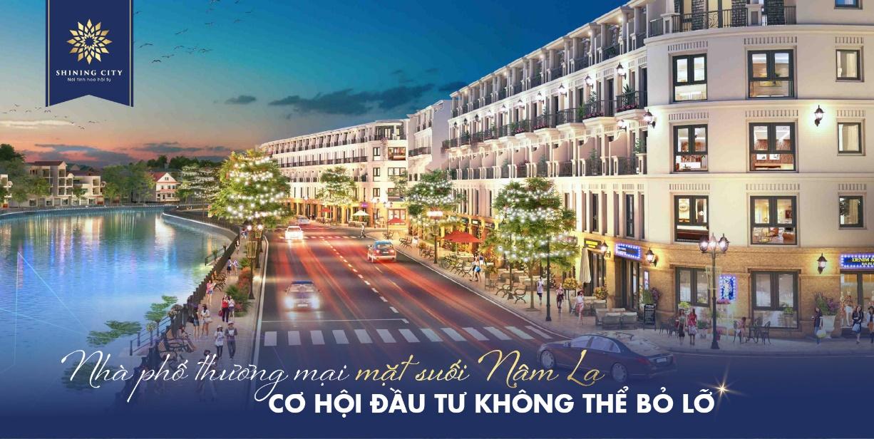 Shining City - Khu đô thị Ánh sáng giữa trung tâm thành phố Sơn La - Ảnh 1.