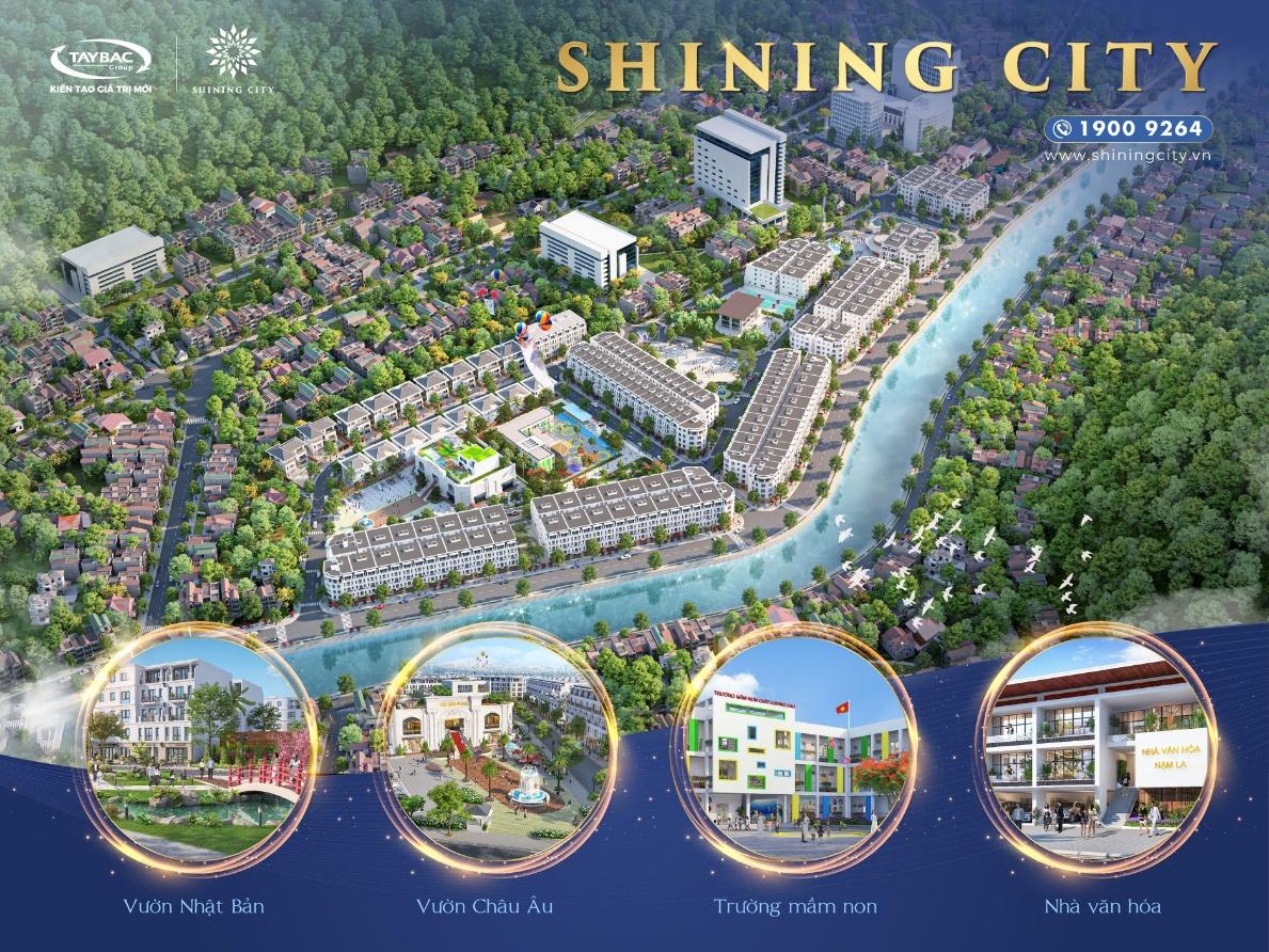 Shining City - Khu đô thị Ánh sáng giữa trung tâm thành phố Sơn La - Ảnh 3.