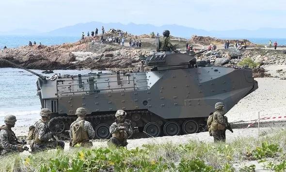 Tàu gián điệp Trung Quốc bị phát hiện lén lút theo dõi Australia tập trận với Mỹ - Ảnh 2.