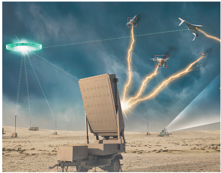 'Vén màn bí mật' vũ khí tương lai của Không quân Mỹ vô hiệu hóa mọi 'bá chủ' vùng trời - Ảnh 1.
