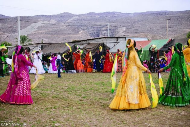 Bộ lạc du mục Qashqa'i chỉ cho phép đàn ông đa thê theo lựa chọn của vợ - Ảnh 8.