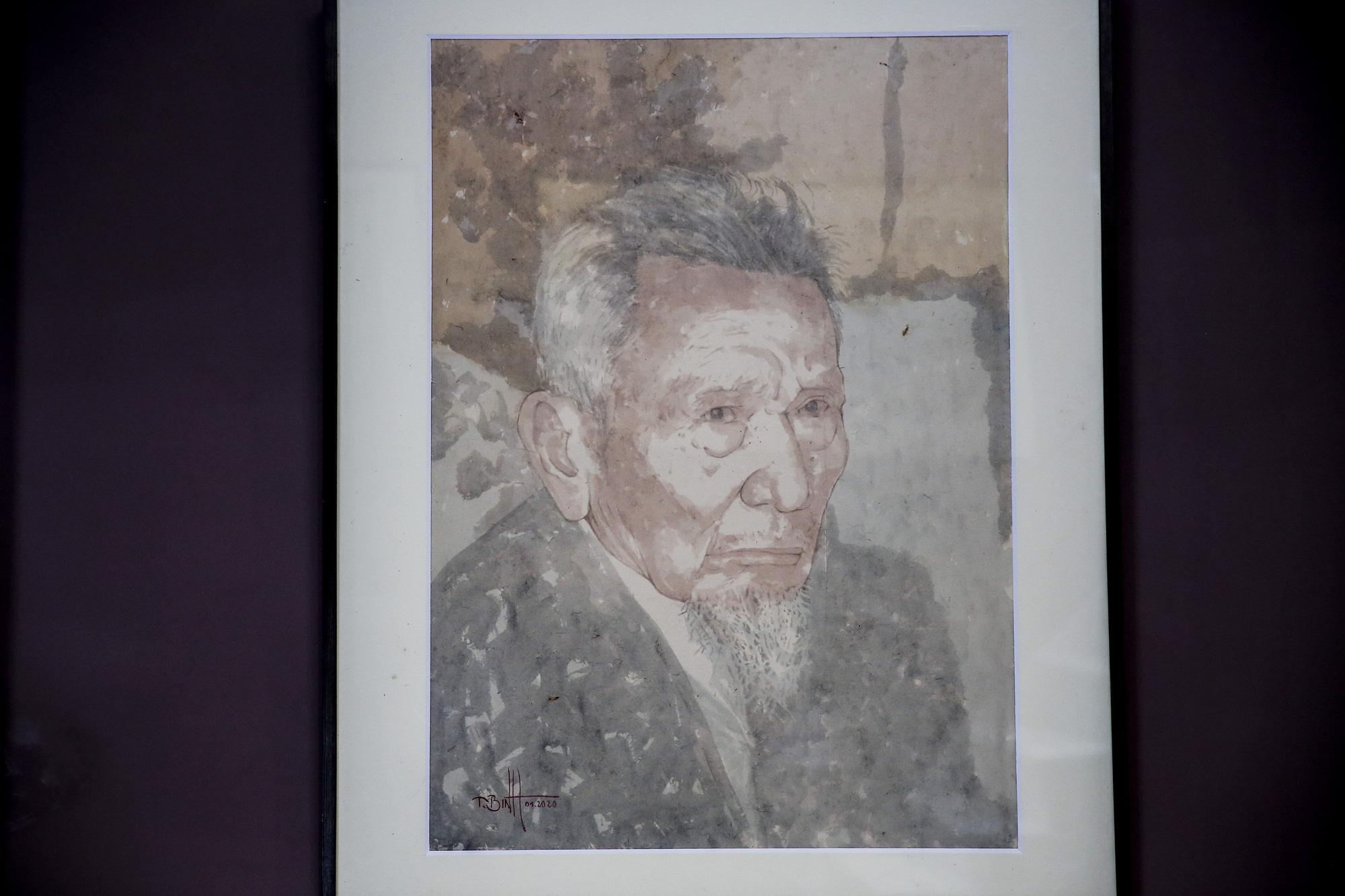 Chiêm ngưỡng không gian tranh giấy dó truyền thống đặc biệt tại Hà Nội - Ảnh 10.