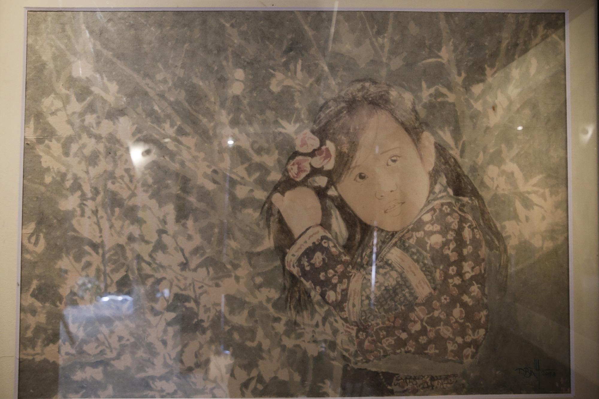 Chiêm ngưỡng không gian tranh giấy dó truyền thống đặc biệt tại Hà Nội - Ảnh 11.