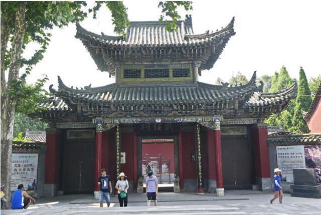 Lăng mộ Gia Cát Lượng sừng sững trên núi hơn 1000 năm nhưng không kẻ nào dám bén mảng, vì sao? - Ảnh 3.