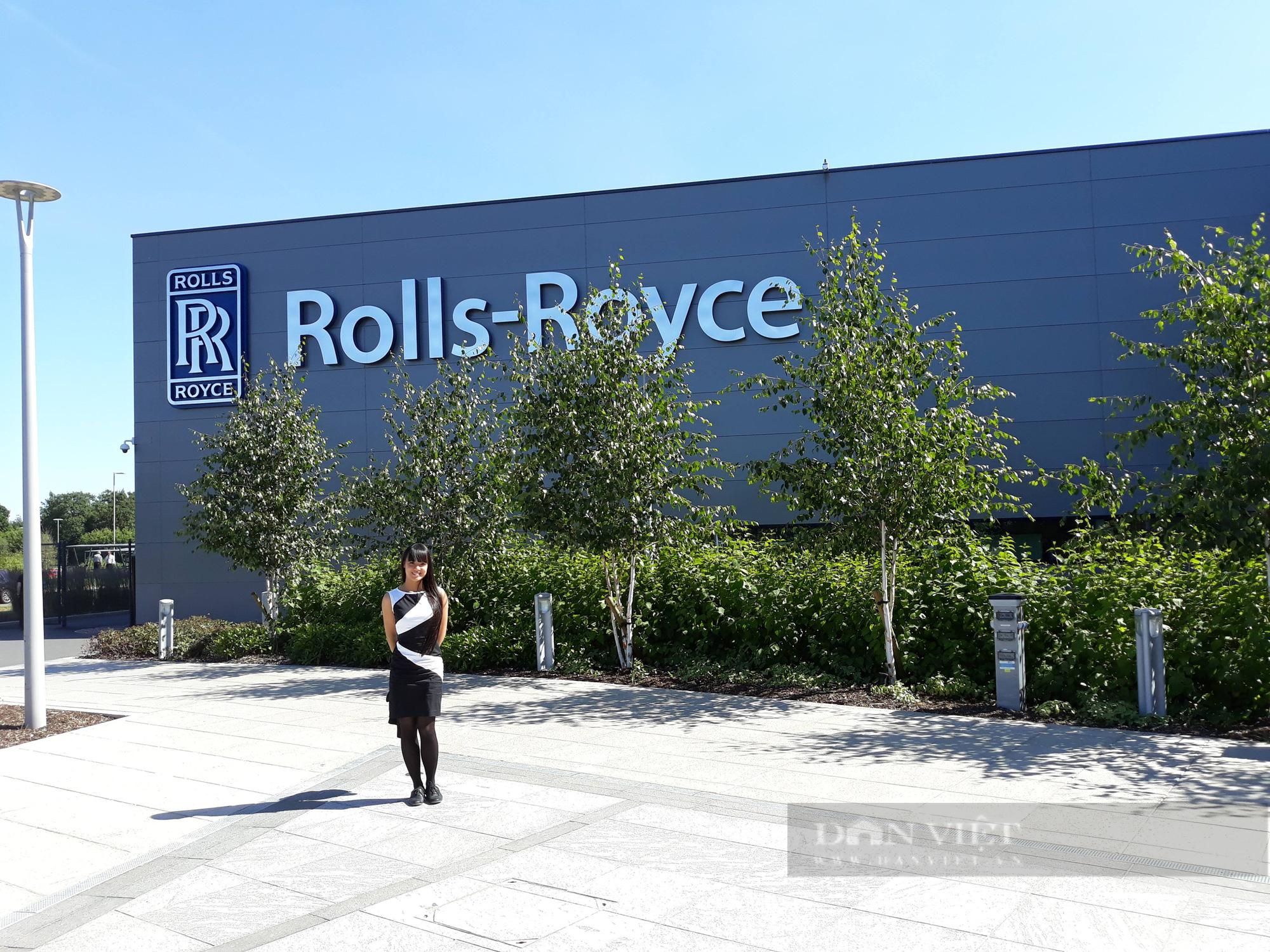 Nữ sinh lọt top 10 sinh viên xuất sắc nhất hãng Rolls-Royce, xinh đẹp và biết 6 thứ tiếng - Ảnh 2.
