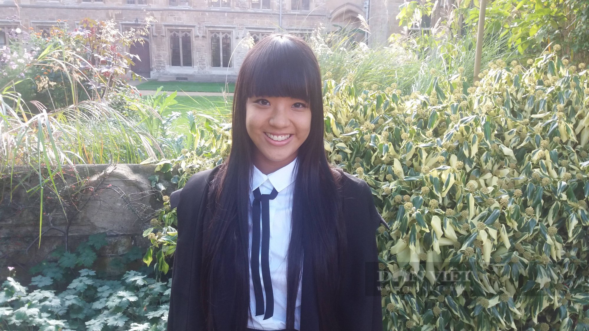 Nữ sinh lọt top 10 sinh viên xuất sắc nhất hãng Rolls-Royce, xinh đẹp và biết 6 thứ tiếng - Ảnh 3.