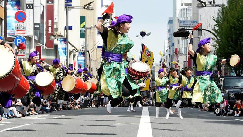 Nhật Bản: Đồng hồ đếm ngược thời gian trong cảnh vắng lặng khác thường trước thềm Olympics Tokyo 2020 - Ảnh 1.