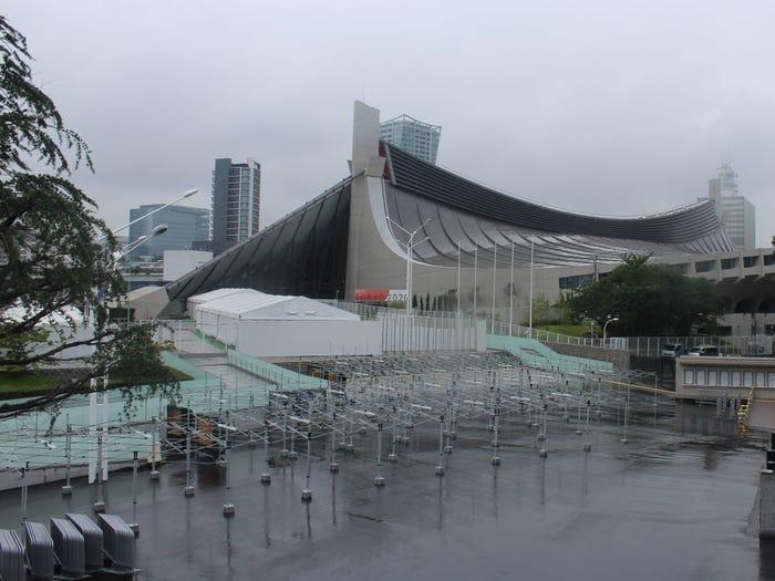 Nhật Bản: Đồng hồ đếm ngược thời gian trong cảnh vắng lặng khác thường trước thềm Olympics Tokyo 2020 - Ảnh 4.