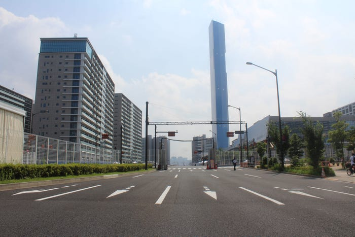 Nhật Bản: Đồng hồ đếm ngược thời gian trong cảnh vắng lặng khác thường trước thềm Olympics Tokyo 2020 - Ảnh 6.