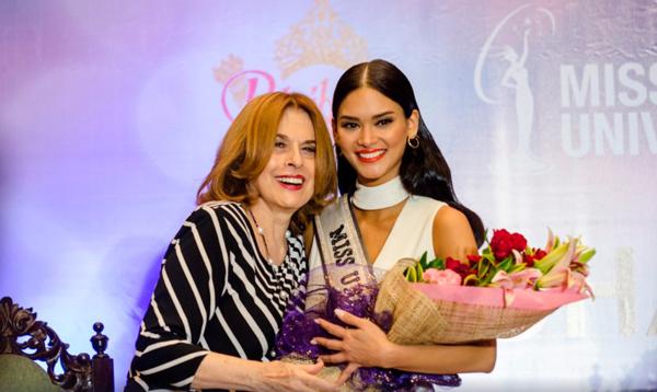 Nhan sắc vạn người mê đắm của Hoa hậu Quốc tế đầu tiên  - Ảnh 5.