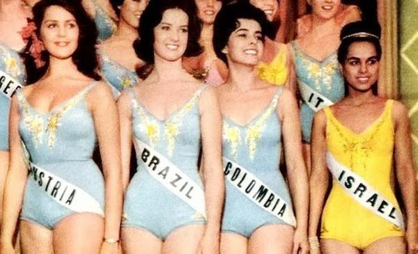 Nhan sắc vạn người mê đắm của Hoa hậu Quốc tế đầu tiên  - Ảnh 2.