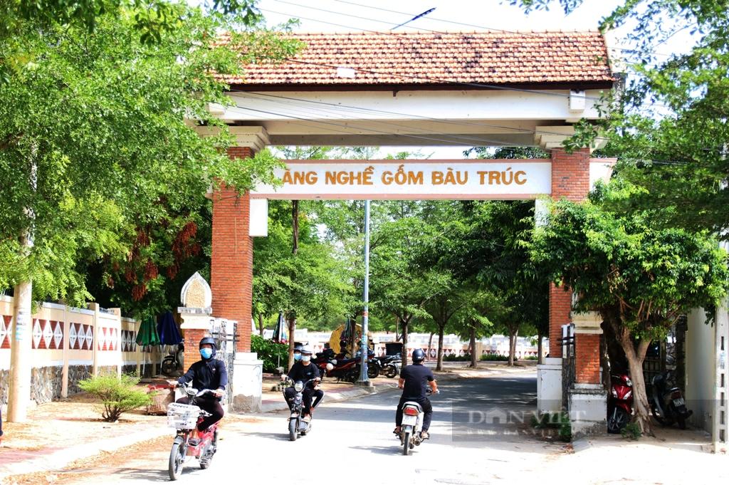 Độc đáo làng nghề gốm cổ Bàu Trúc của người Chăm tỉnh Ninh Thuận - Ảnh 1.