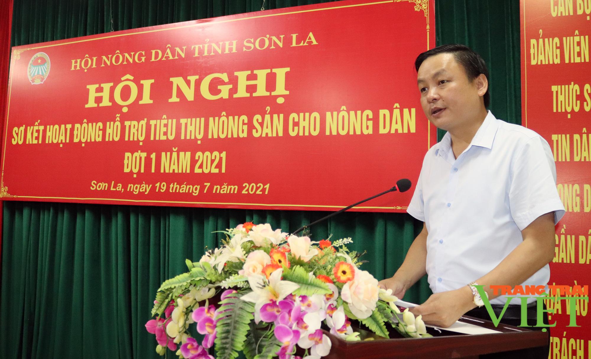 Các cấp Hội Nông dân tỉnh Sơn La hỗ trợ tiêu thụ gần 5.000 tấn nông sản - Ảnh 2.