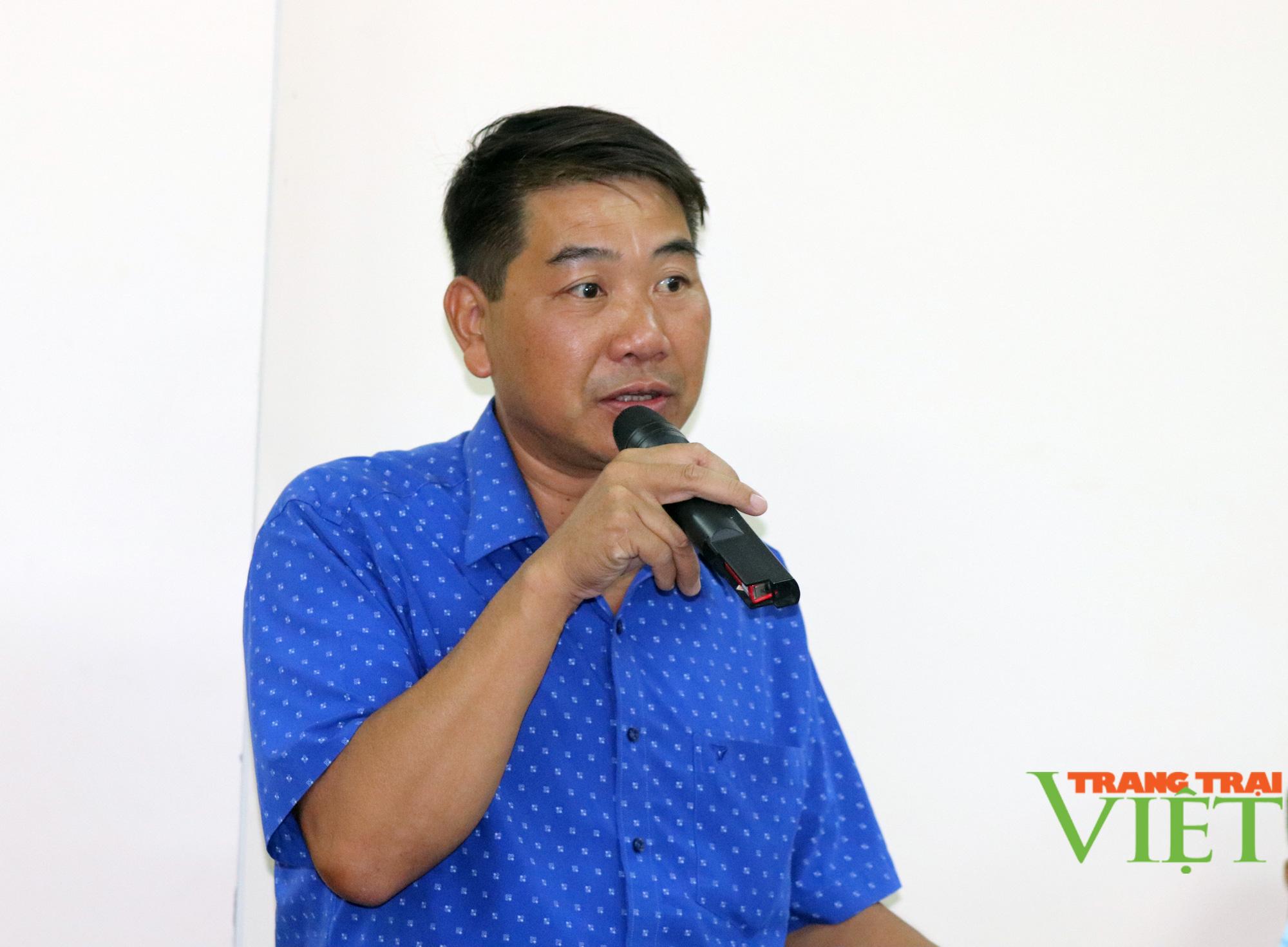 Các cấp Hội Nông dân tỉnh Sơn La hỗ trợ tiêu thụ gần 5.000 tấn nông sản - Ảnh 3.
