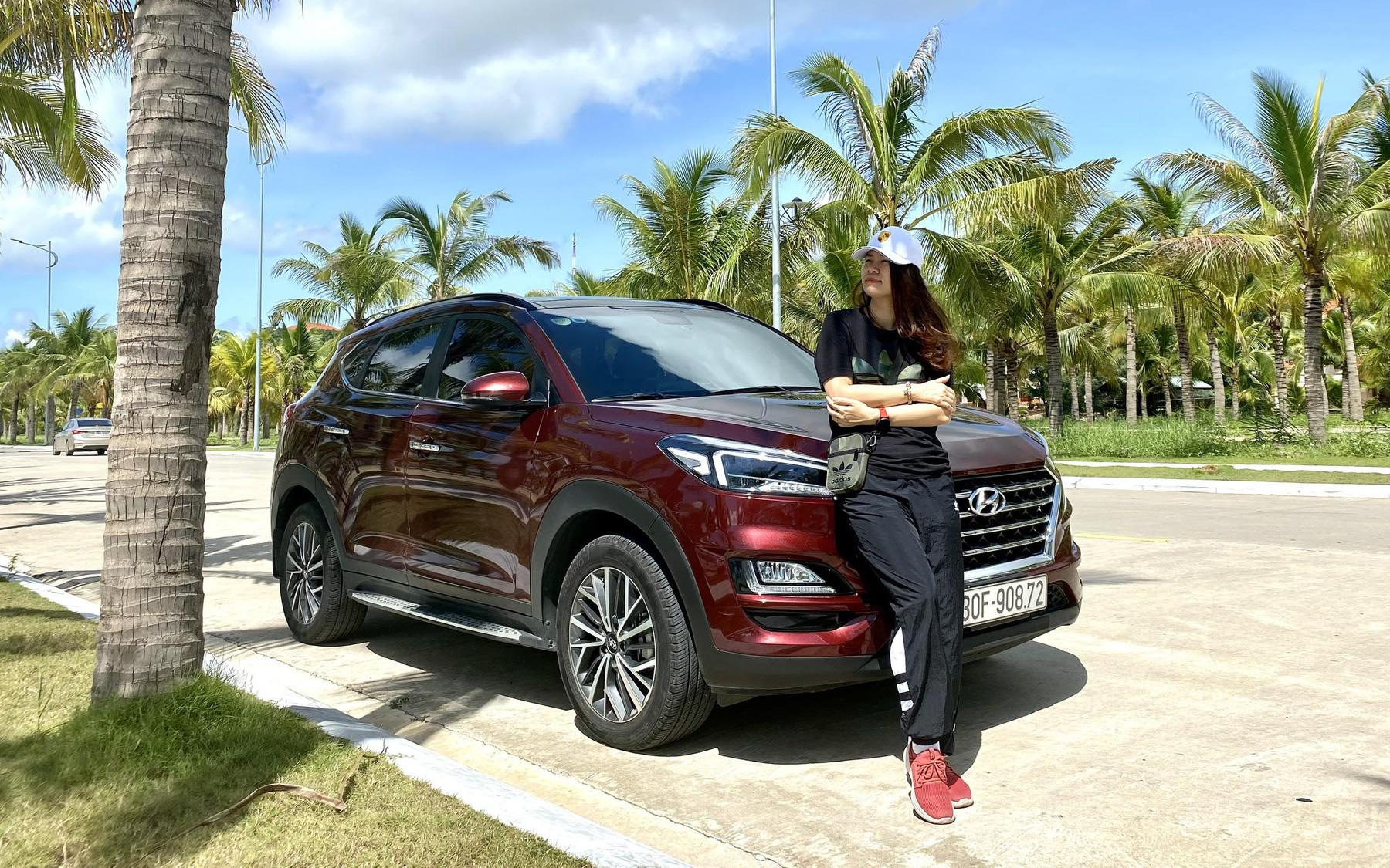 Nữ chủ xe Hyundai Tucson đánh giá thẳng thật sau hơn 1 năm sử dụng