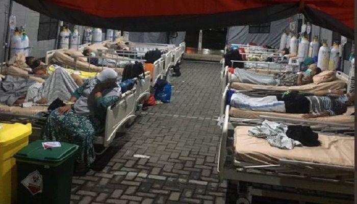 Indonesia: Khủng hoảng oxy, hàng trăm F0 tử vong khi tự cách ly - Ảnh 1.
