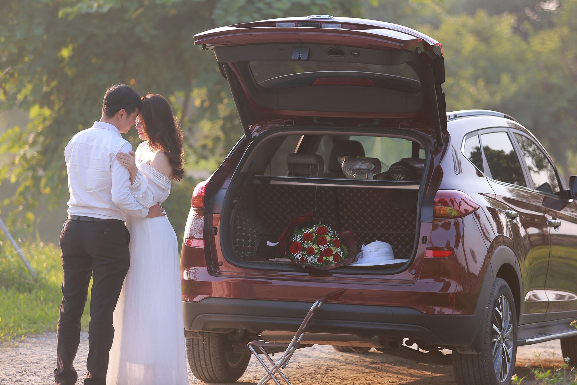 Nữ chủ xe Hyundai Tucson đánh giá thẳng thật sau hơn 1 năm sử dụng - Ảnh 3.