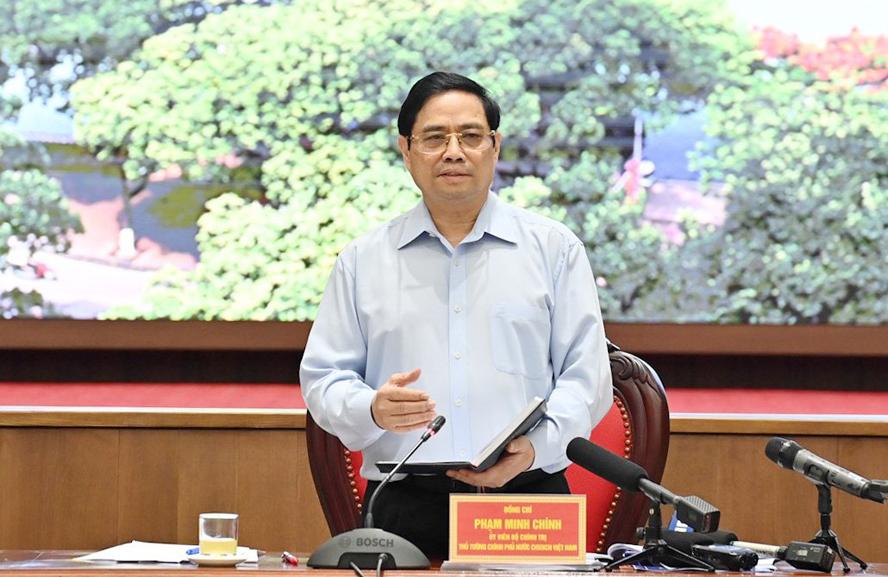 Thủ tướng: Nhiệm vụ số 1 là chống dịch, phải quyết tâm bảo vệ Thủ đô không bị diễn biến xấu - Ảnh 1.