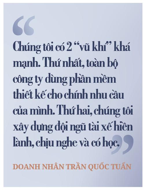 """Doanh nhân Trần Quốc Tuấn: """"Một khi được trao cơ hội, hãy nắm lấy và tiếp tục tạo cơ hội cho người khác""""  - Ảnh 7."""