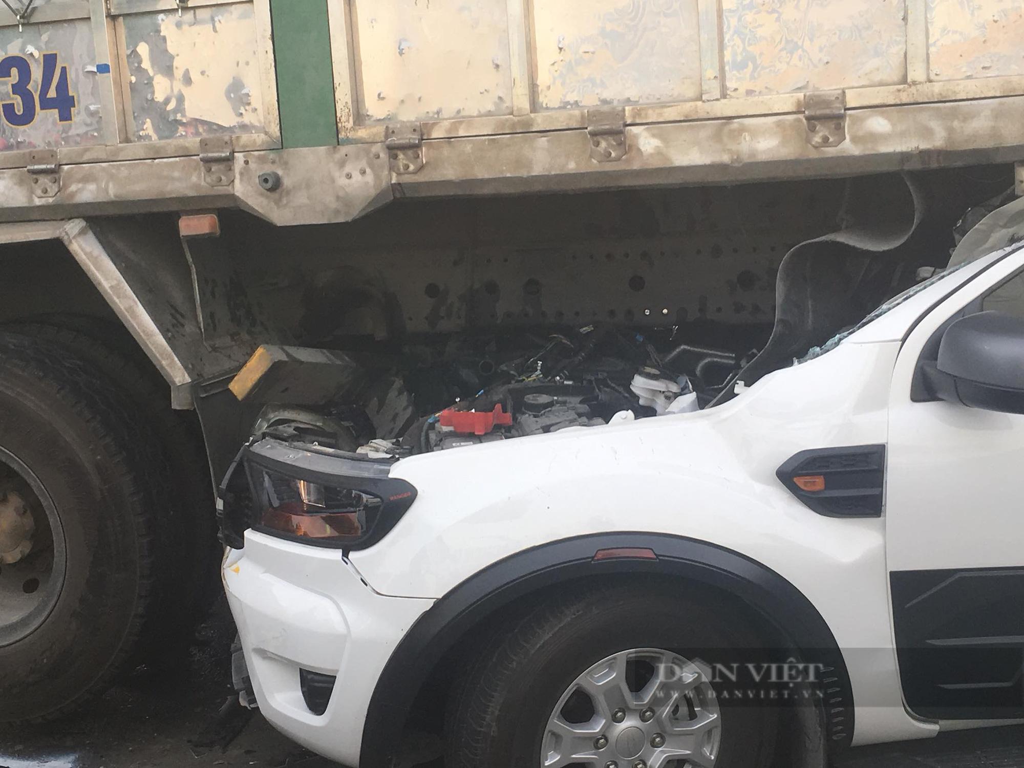 Tai nạn liên hoàn tại Thanh Hoá, 1 người tử vong - Ảnh 1.