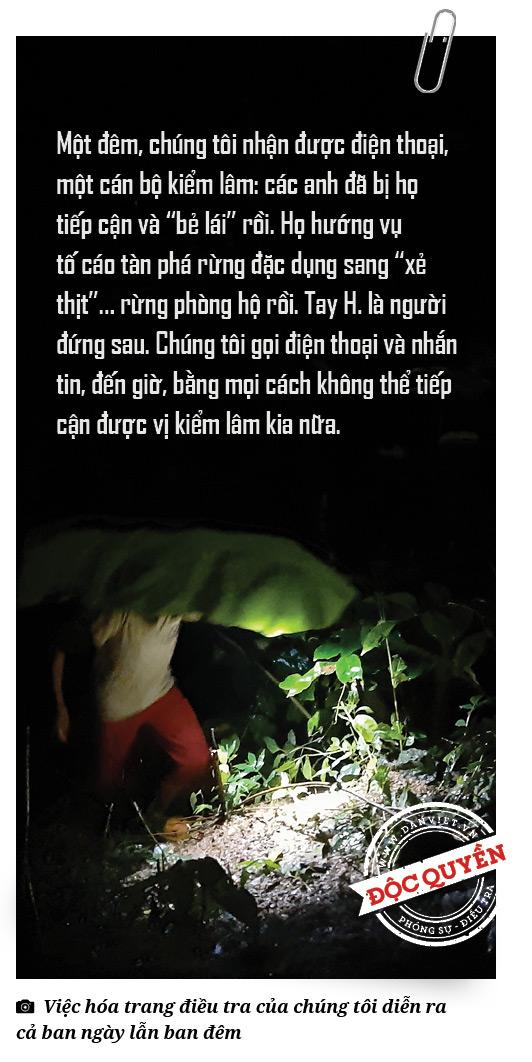 """Phía sau vụ """"thảm sát"""" rừng nghiến cổ thụ - Bài 3: Đấu trí với sự """"dắt mũi"""" của các chủ rừng - Ảnh 3."""