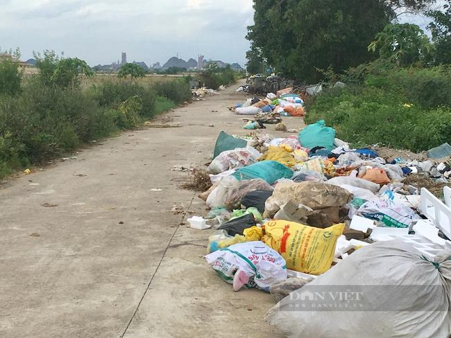 """Nỗi lo rác thải ở nông thôn: Mỗi năm """"hứng chịu"""" 11 triệu tấn rác thải sinh hoạt, 19.000 tấn bao bì thuốc BVTV... - Ảnh 2."""