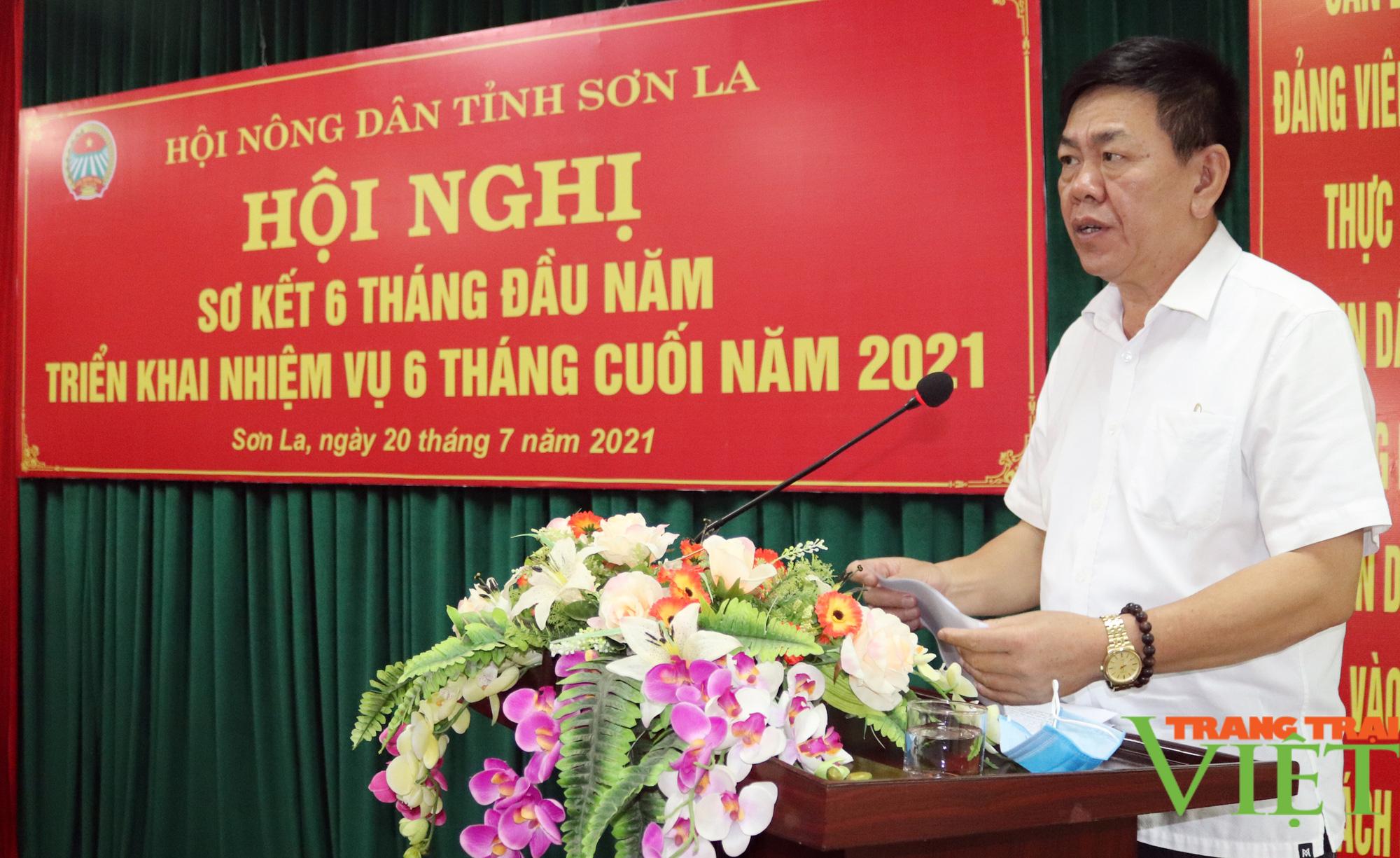 Sơn La có 80.682 hộ đăng ký đạt danh hiệu hộ nông dân sản xuất, kinh doanh giỏi các cấp - Ảnh 4.