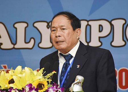 Người thầy lớn của thể thao người khuyết tật Việt Nam qua đời - Ảnh 1.