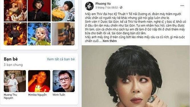 Phát ngôn gây hoang mang trên Facebook, MC Trác Thuý Miêu bị xử phạt hành chính 7,5 triệu đồng - Ảnh 3.