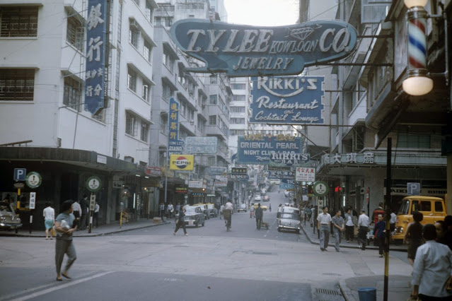 Hình ảnh những năm 60 cho thấy Hong Kong giàu có cỡ nào? - Ảnh 1.
