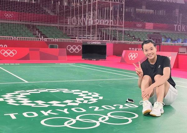 Thùy Linh: Hoa khôi của Đoàn thể thao Việt Nam dự Olympic 2020 - Ảnh 10.