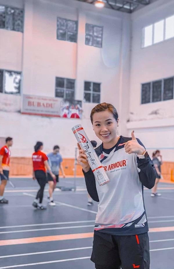 Thùy Linh: Hoa khôi của Đoàn thể thao Việt Nam dự Olympic 2020 - Ảnh 11.