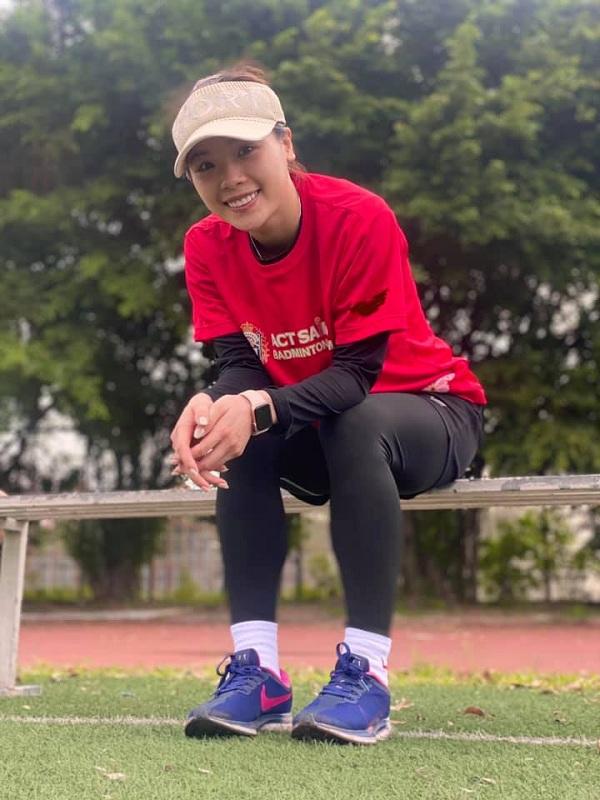 Thùy Linh: Hoa khôi của Đoàn thể thao Việt Nam dự Olympic 2020 - Ảnh 6.