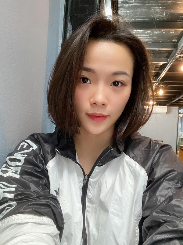 Thùy Linh: Hoa khôi của Đoàn thể thao Việt Nam dự Olympic 2020 - Ảnh 2.