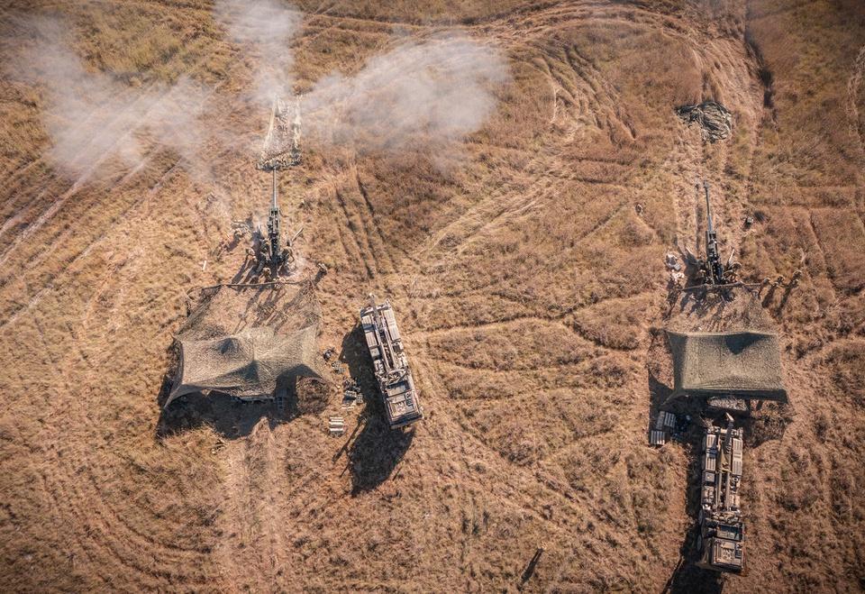 Hình ảnh tên lửa, tàu chiến khai hỏa tại tập trận quốc tế ở Australia - Ảnh 3.