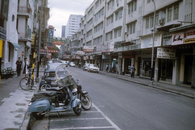 Hình ảnh những năm 60 cho thấy Hong Kong giàu có cỡ nào? - Ảnh 3.