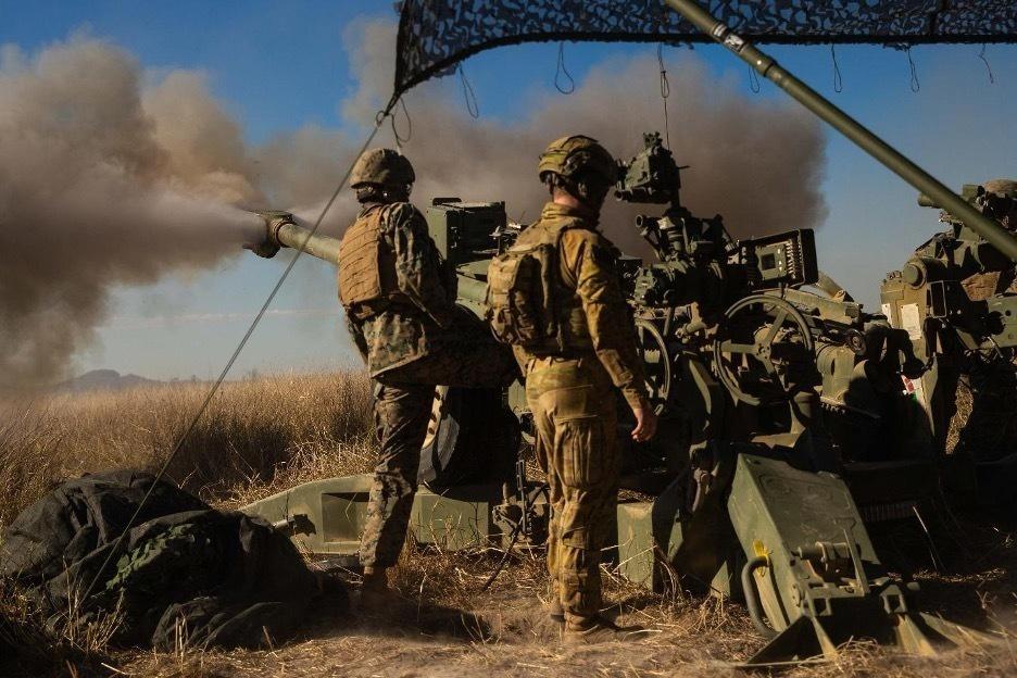 Hình ảnh tên lửa, tàu chiến khai hỏa tại tập trận quốc tế ở Australia - Ảnh 5.