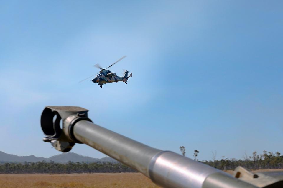 Hình ảnh tên lửa, tàu chiến khai hỏa tại tập trận quốc tế ở Australia - Ảnh 7.