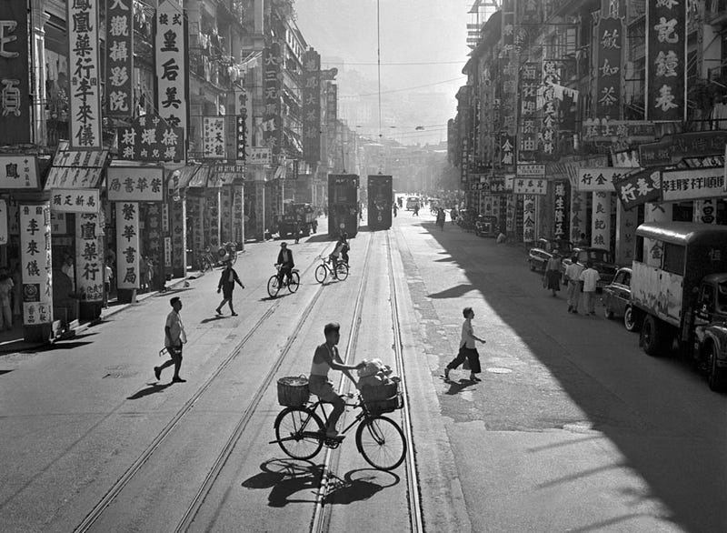 Hình ảnh những năm 60 cho thấy Hong Kong giàu có cỡ nào? - Ảnh 8.
