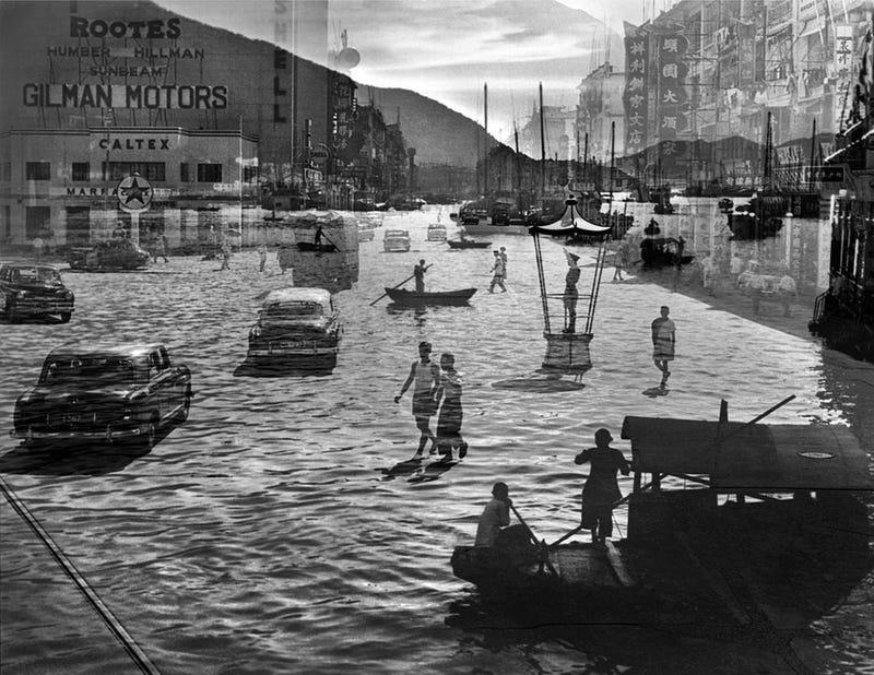 Hình ảnh những năm 60 cho thấy Hong Kong giàu có cỡ nào? - Ảnh 9.