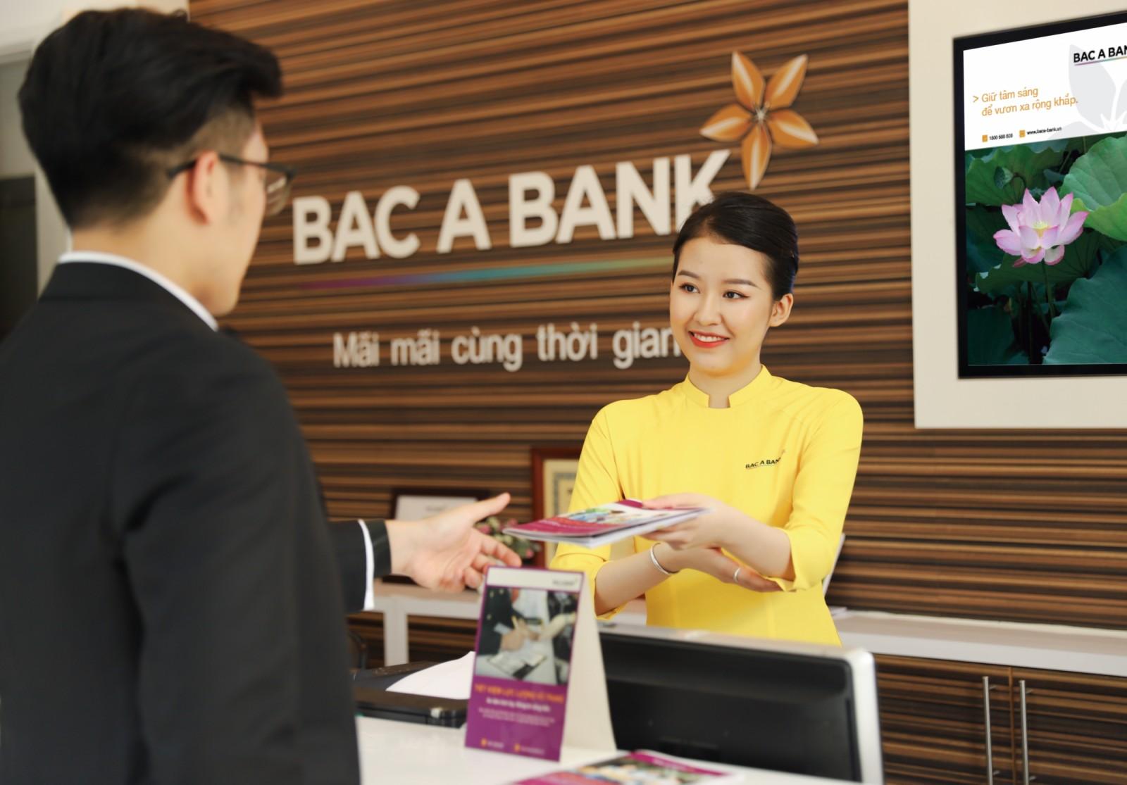 Bac A Bank: Tín dụng tăng trưởng âm 1,62%, nợ xấu và lợi nhuận vẫn tăng - Ảnh 2.